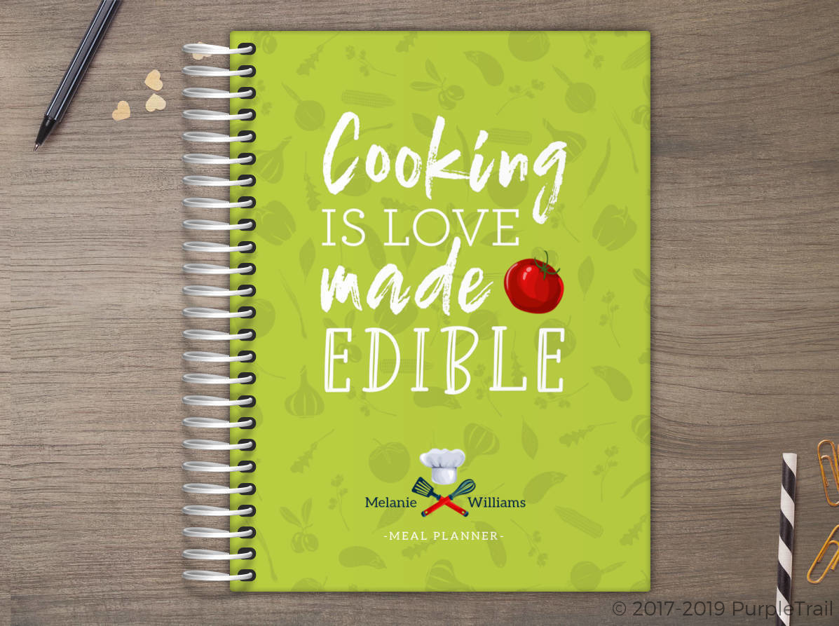 Love Made Edible Meal Planner