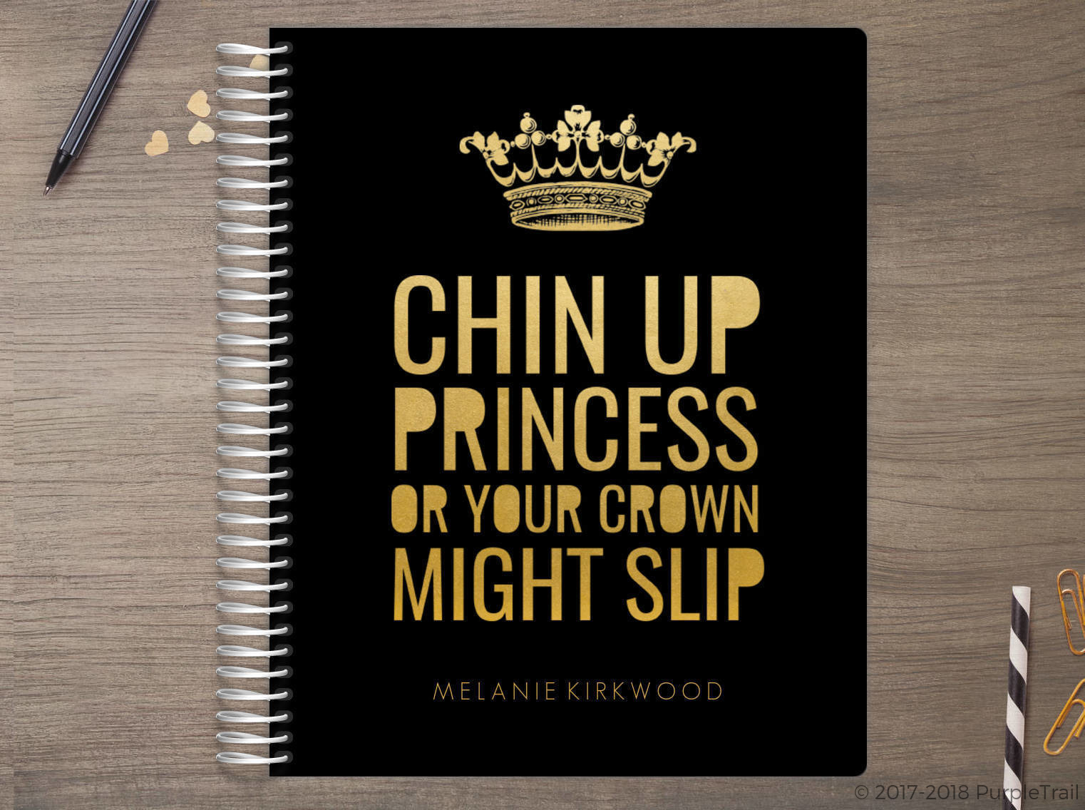Princess Crown Meal Planner