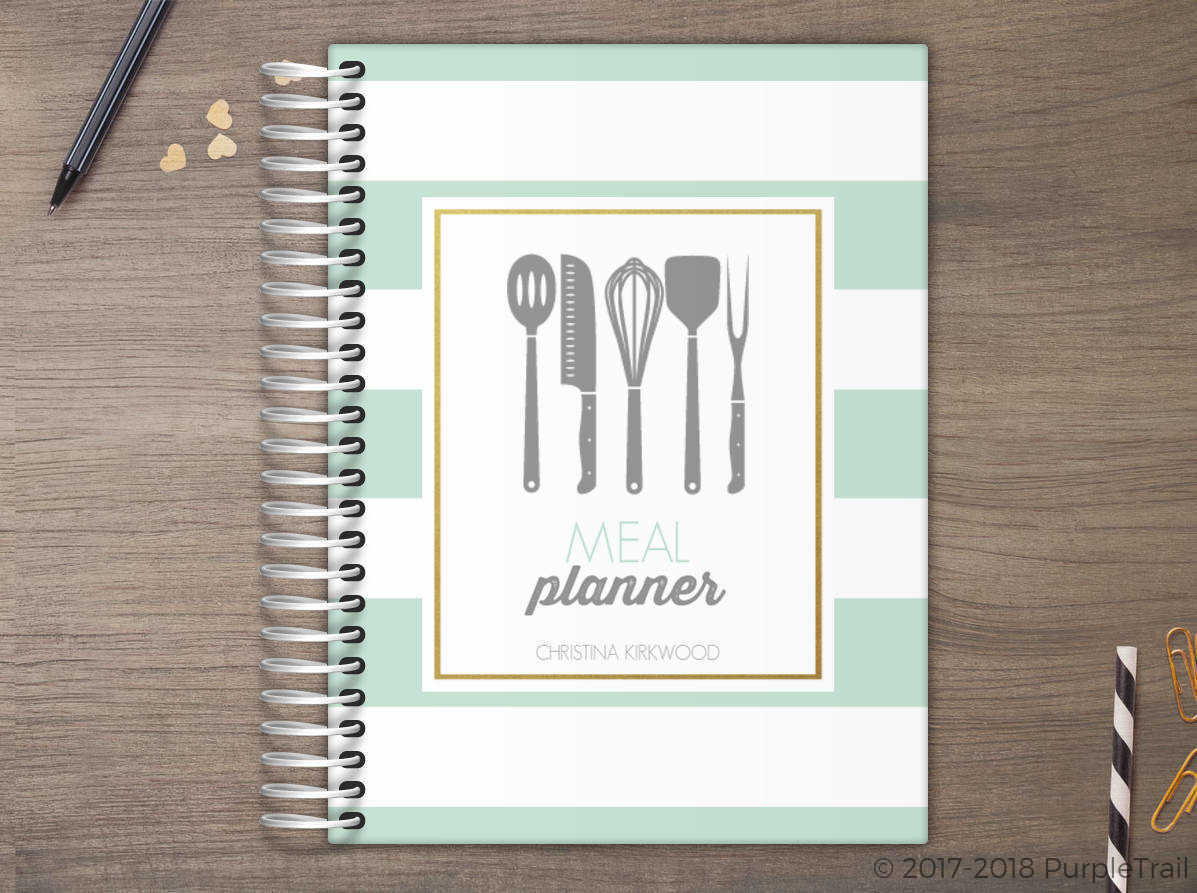 Kitchen Tools Meal Planner