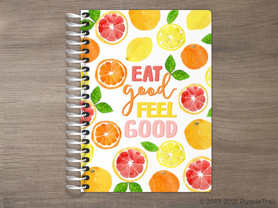 Eat Good Feel Good Tiny Planner