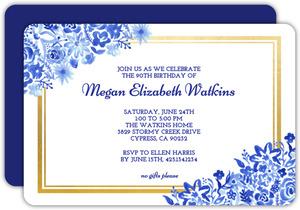 90th birthday invitations filmwisefo