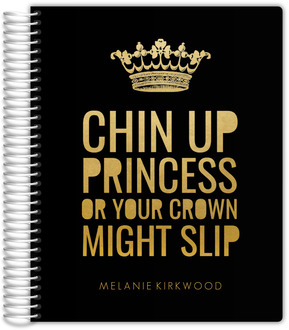 Princess Crown Monthly Planner
