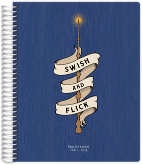 Swish and Flick Student Planner