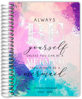 Always Be Yourself Student Planner