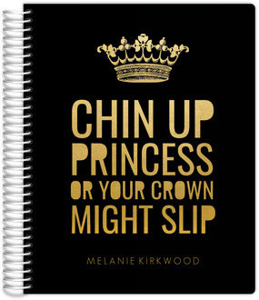 Princess Crown Teacher Planner