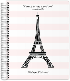 Pretty in Paris Student Planner