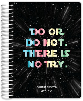 Arrow Chevron Pattern Teacher Planner
