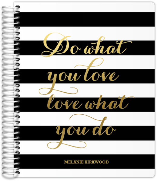 Do What You Love Weekly Planner