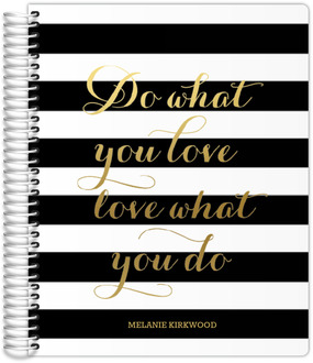 Do What You Love Daily Planner