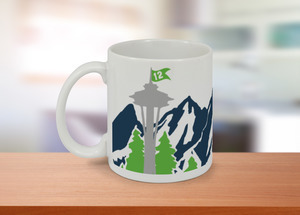 Team Colors Coffee Mug