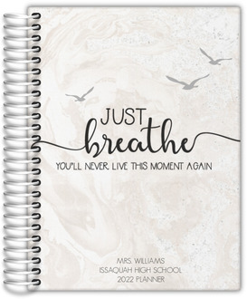 Just Breathe Teacher Planner