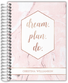 Dream Plan Do Daily Planner