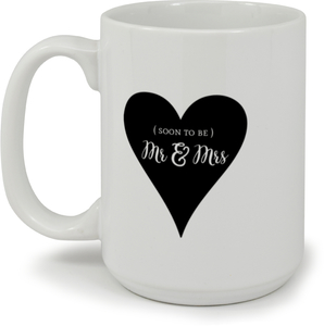 Showoff Engagement Coffee Mug