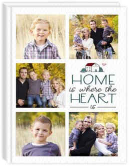 Home Photo Collage Daily Planner
