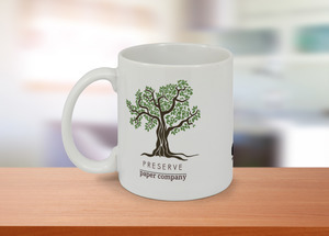 Healthy Tree Business Custom Mug