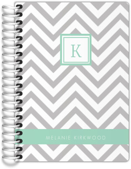 Simply Chevron Tiny Planner