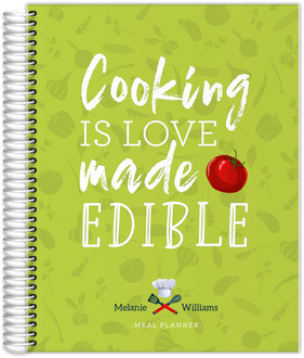 Love Made Edible Meal Planner 8.5x11