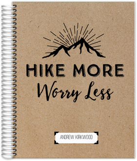 Hike More Travel Journal 8.5x11