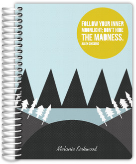 Inner Moonlight Quote Mom Planner