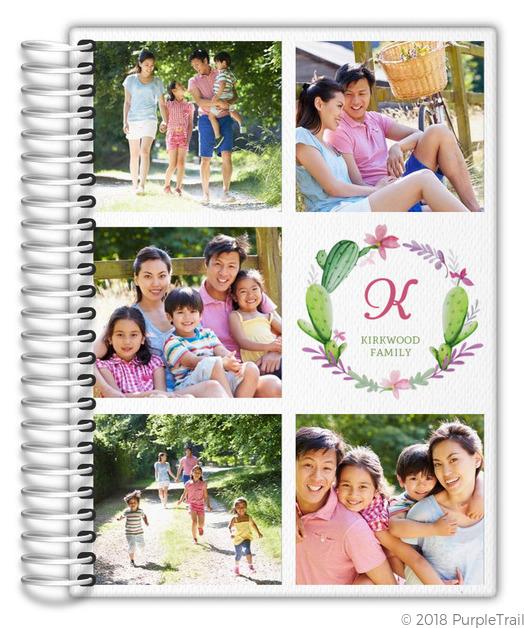 Organized Photo Grid Mom Planner