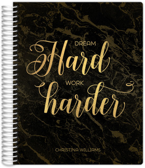 Dream Hard Student Planner