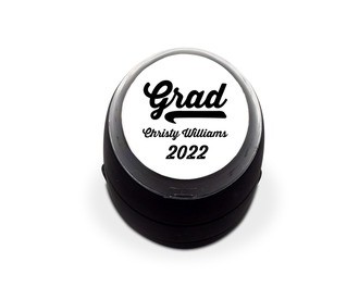 Grad Year Custom Stamp