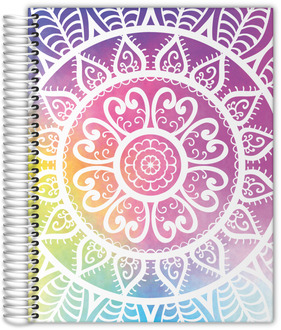 Colorful Mandala Wedding Planner