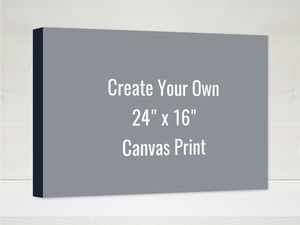 Create Your Own 24x16 Poster Print