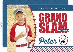 Baseball Party Invitations Baseball invites