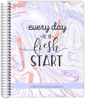 Everyday Fresh Start Mom/Family Planner