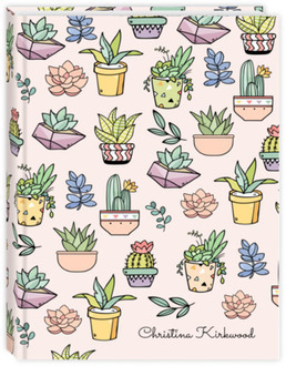 Succulent And Cactus Weekly Planner