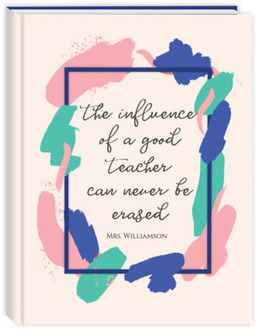 Teachers Influence Teacher Planner