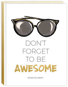 Don't Forget to be Awesome Daily Planner