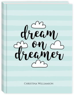 Dream On Dreamer Daily Planner