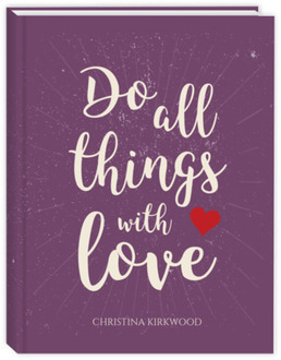 Do With Love Daily Planner