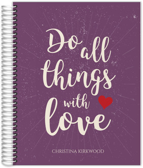 Do With Love Teacher Planner