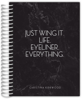 Just Wing It Daily Planner