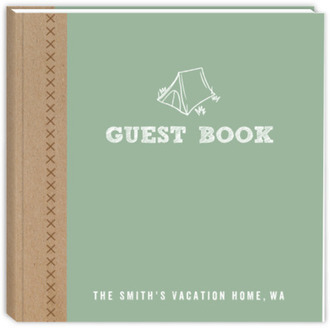 Kraft Camping Vacation Home Guest Book