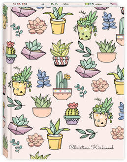 Succulent and Cactus Mom Planner