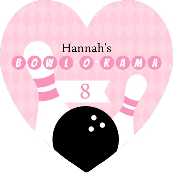 Pink bowl o rama girls bowling birthday invitation bowling pink bowl o rama girls bowling birthday invitation filmwisefo