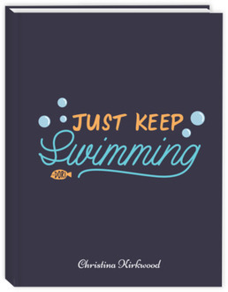 Just Keep Swimming Daily Planner