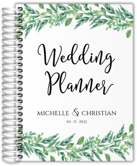 Gorgeous Greenery Wedding Planner