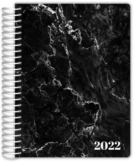 Black Marble Student Planner