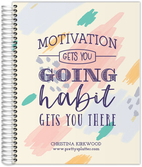 Motivation Gets You Going Content Planner