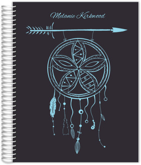 Whimsical Dream Catcher Daily Planner
