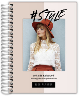 Hashtag Style Photo Content Planner