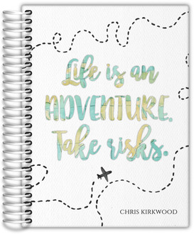 Life Is An Adventure Content Planner