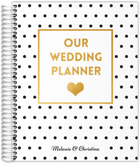 Our Wedding Planner Frame LGBT Wedding Planner
