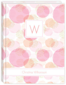 Imperfect Circle Pattern Daily Planner