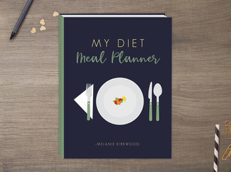 Funny Diet Meal Planner